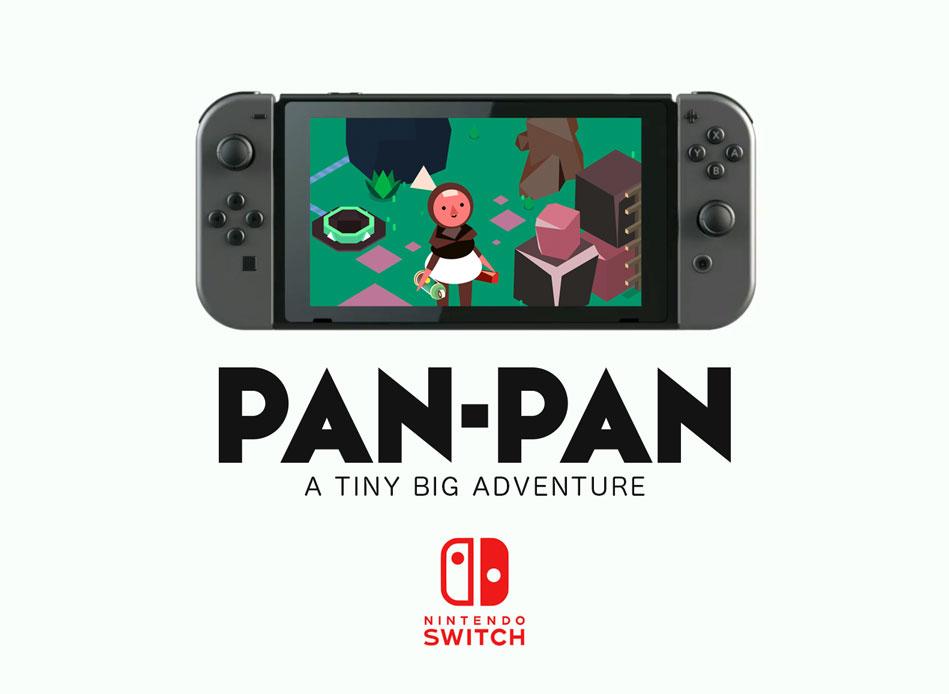 pan-pan on nintendo switch
